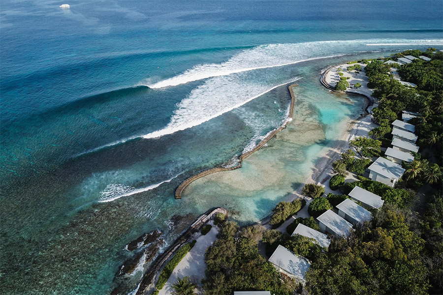 Best Family Surf Resorts in the Maldives