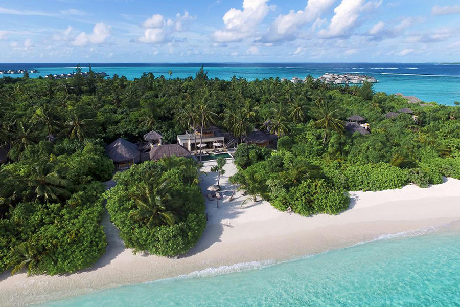 Best Surf Resorts in the Maldives