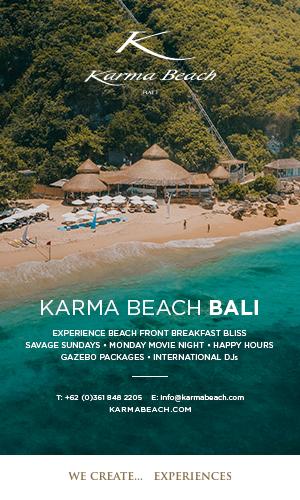 KARMA BEACH CLUB, BALI
