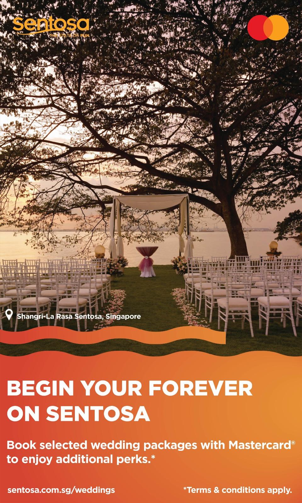 Sentosa Weddings